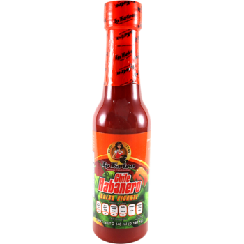 Chile Habanero Rojo 140ml